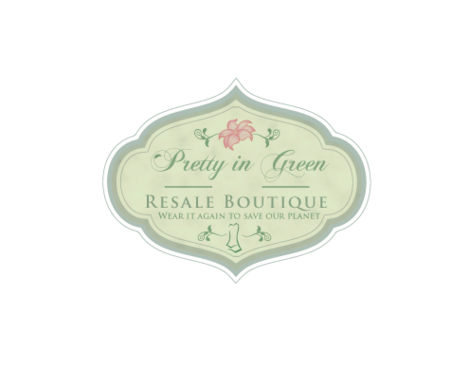 Pretty In Green Resale Boutique Marketing collateral  Draft # 88 by JoseLuiz