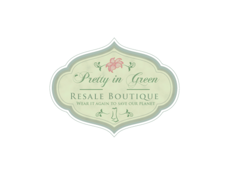Pretty In Green Resale Boutique Marketing collateral  Draft # 99 by JoseLuiz