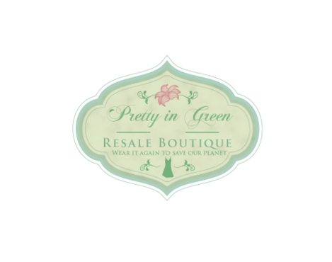 Pretty In Green Resale Boutique Marketing collateral  Draft # 102 by JoseLuiz