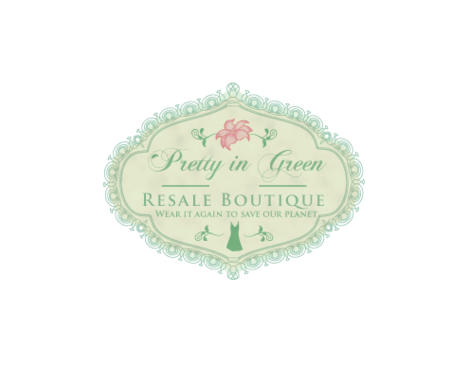 Pretty In Green Resale Boutique Marketing collateral  Draft # 103 by JoseLuiz