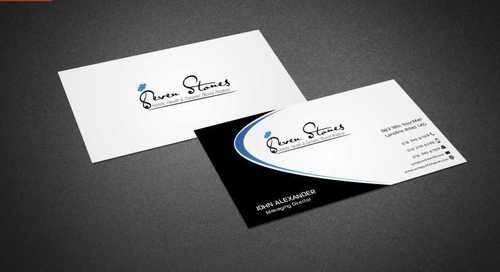 Seven Stones Holistic Health & Dynamic Blood Analysis Business Cards and Stationery  Draft # 112 by Dawson