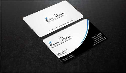 Seven Stones Holistic Health & Dynamic Blood Analysis Business Cards and Stationery  Draft # 119 by Dawson