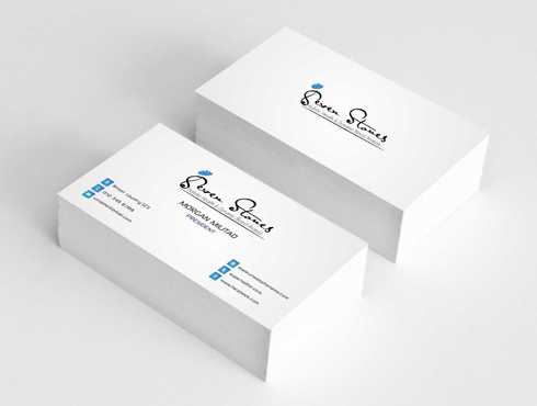 Seven Stones Holistic Health & Dynamic Blood Analysis Business Cards and Stationery  Draft # 133 by Dawson