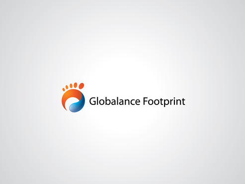 Globalance Footprint A Logo, Monogram, or Icon  Draft # 6 by dimzsa