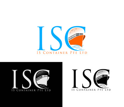 Either name in full, part, ISC, IS, or not at all. A Logo, Monogram, or Icon  Draft # 46 by nirmalgraphix