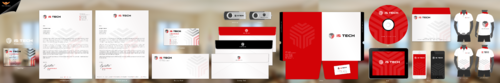 i5 TECH Business Cards and Stationery