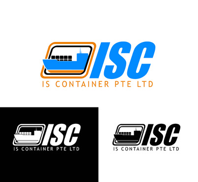 Either name in full, part, ISC, IS, or not at all. A Logo, Monogram, or Icon  Draft # 53 by nirmalgraphix