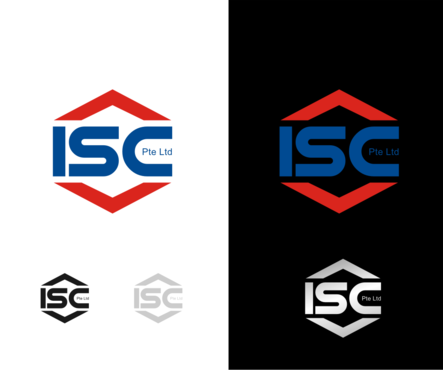 Either name in full, part, ISC, IS, or not at all. A Logo, Monogram, or Icon  Draft # 66 by Ndazikil