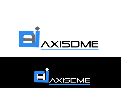 AxisDME A Logo, Monogram, or Icon  Draft # 14 by mazherali