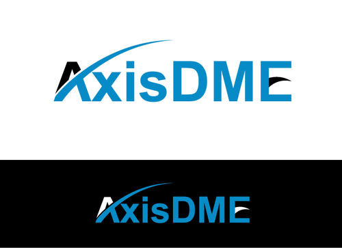 AxisDME A Logo, Monogram, or Icon  Draft # 16 by JohnAlber
