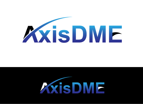 AxisDME A Logo, Monogram, or Icon  Draft # 19 by JohnAlber