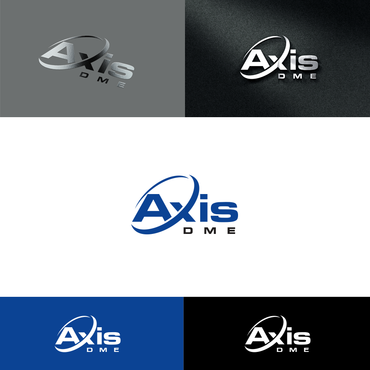 AxisDME A Logo, Monogram, or Icon  Draft # 24 by creativebit