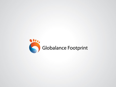 Globalance Footprint A Logo, Monogram, or Icon  Draft # 30 by dimzsa