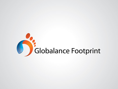 Globalance Footprint A Logo, Monogram, or Icon  Draft # 41 by dimzsa