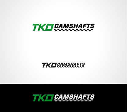 TKO Camshafts A Logo, Monogram, or Icon  Draft # 12 by Jam355