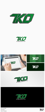 TKO Camshafts A Logo, Monogram, or Icon  Draft # 19 by Arsal23