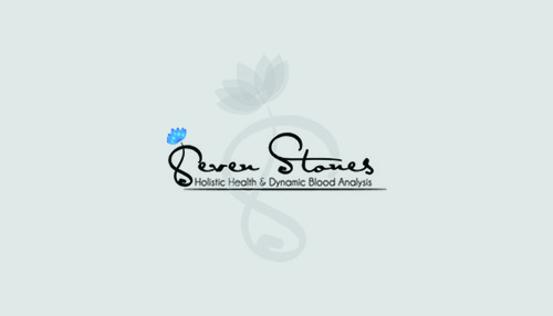 Seven Stones Holistic Health & Dynamic Blood Analysis Business Cards and Stationery  Draft # 168 by hasan110