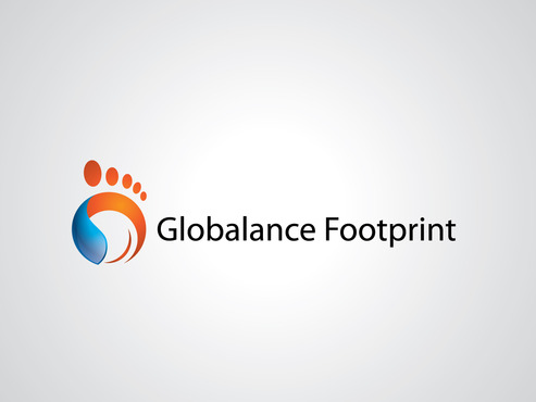 Globalance Footprint A Logo, Monogram, or Icon  Draft # 60 by dimzsa