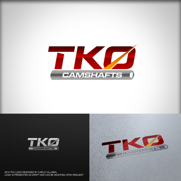 TKO Camshafts A Logo, Monogram, or Icon  Draft # 38 by carlovillamin