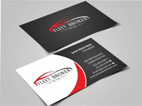 needs to stand out, but be very clean Business Cards and Stationery  Draft # 58 by Dawson