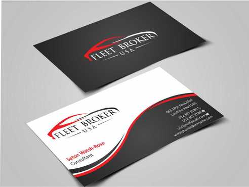 needs to stand out, but be very clean Business Cards and Stationery  Draft # 59 by Dawson