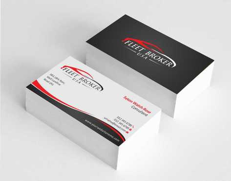 needs to stand out, but be very clean Business Cards and Stationery  Draft # 60 by Dawson
