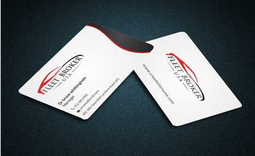 needs to stand out, but be very clean Business Cards and Stationery  Draft # 62 by Dawson