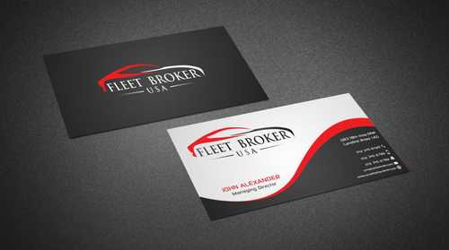 needs to stand out, but be very clean Business Cards and Stationery  Draft # 64 by Dawson