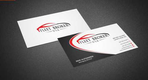 needs to stand out, but be very clean Business Cards and Stationery  Draft # 65 by Dawson