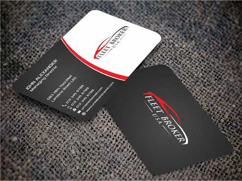 needs to stand out, but be very clean Business Cards and Stationery  Draft # 66 by Dawson