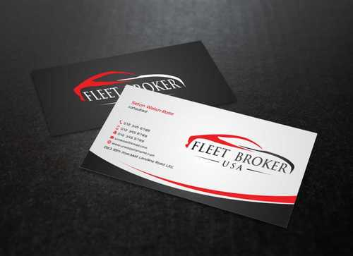 needs to stand out, but be very clean Business Cards and Stationery  Draft # 71 by Dawson