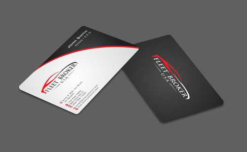 needs to stand out, but be very clean Business Cards and Stationery  Draft # 74 by Dawson