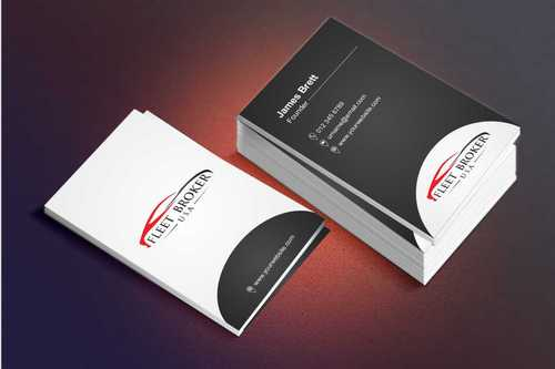 needs to stand out, but be very clean Business Cards and Stationery  Draft # 77 by Dawson