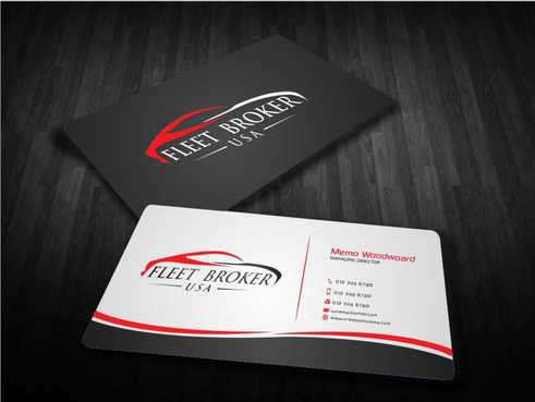 needs to stand out, but be very clean Business Cards and Stationery  Draft # 79 by Dawson