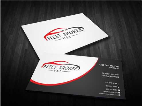 needs to stand out, but be very clean Business Cards and Stationery  Draft # 81 by Dawson