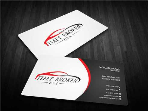 needs to stand out, but be very clean Business Cards and Stationery  Draft # 82 by Dawson