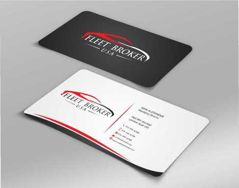 needs to stand out, but be very clean Business Cards and Stationery  Draft # 89 by Dawson