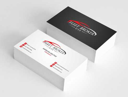 needs to stand out, but be very clean Business Cards and Stationery  Draft # 90 by Dawson