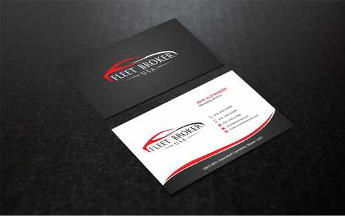 needs to stand out, but be very clean Business Cards and Stationery  Draft # 93 by Dawson