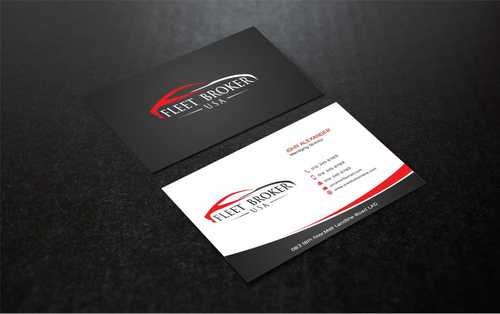 needs to stand out, but be very clean Business Cards and Stationery  Draft # 94 by Dawson