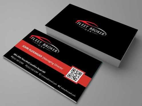 needs to stand out, but be very clean Business Cards and Stationery  Draft # 149 by Dawson
