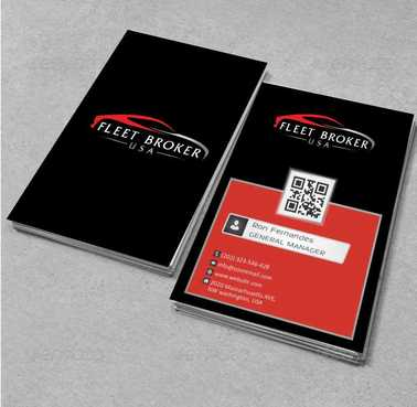 needs to stand out, but be very clean Business Cards and Stationery  Draft # 160 by Dawson