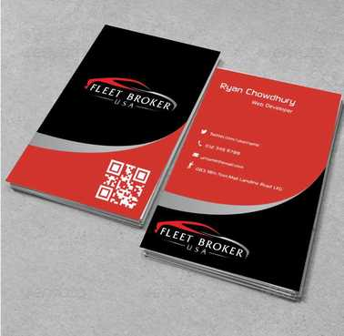 needs to stand out, but be very clean Business Cards and Stationery  Draft # 162 by Dawson