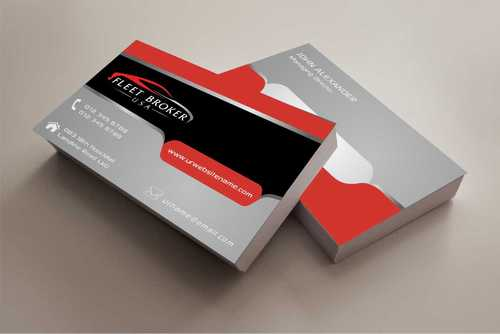 needs to stand out, but be very clean Business Cards and Stationery  Draft # 163 by Dawson