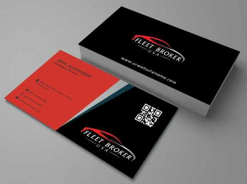 needs to stand out, but be very clean Business Cards and Stationery  Draft # 165 by Dawson