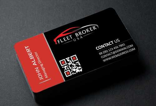 needs to stand out, but be very clean Business Cards and Stationery  Draft # 167 by Dawson