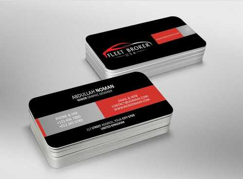 needs to stand out, but be very clean Business Cards and Stationery  Draft # 168 by Dawson