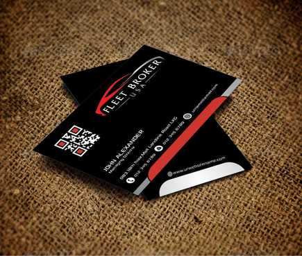 needs to stand out, but be very clean Business Cards and Stationery  Draft # 173 by Dawson