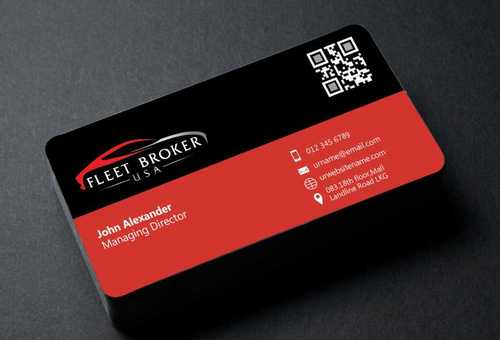 needs to stand out, but be very clean Business Cards and Stationery  Draft # 175 by Dawson