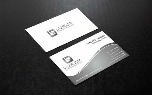 Full Stationary  Business Cards and Stationery  Draft # 179 by Dawson